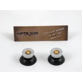 Pair of Thumbstick Bullet Nickel+Brass for XBOX One Controller